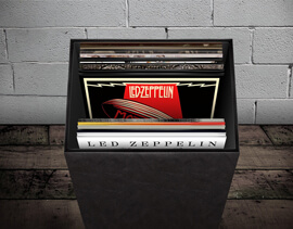 Led Zeppelin: Sound & Fury By Neal Preston, iBook
